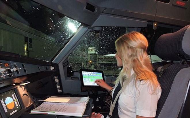 Một ngày của nữ phi công 26 tuổi lái máy bay đường dài - ảnh 4