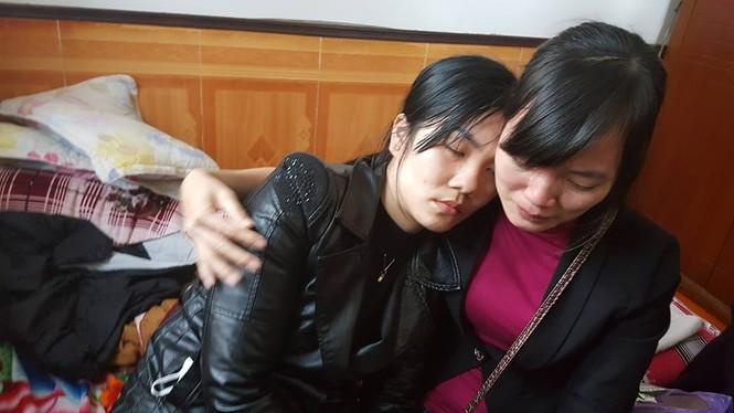 Quê nhà đón bé bị sát hại ở Nhật ngập nước mắt - ảnh 12