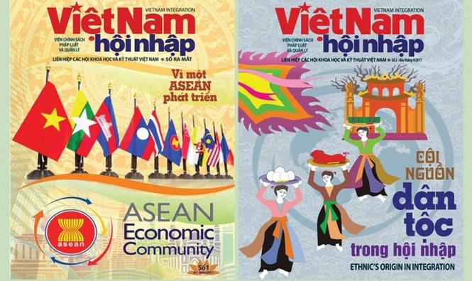 Tạp chí Việt Nam Hội Nhập ra mắt bạn đọc - ảnh 1