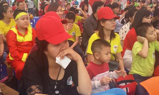 Gần 800 trẻ tự kỷ tham gia ngày hội 'Vòng tay yêu thương' - ảnh 2