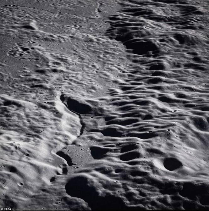 Ảnh hiếm về chuyến bay lên Mặt Trăng qua ống kính phi hành gia - ảnh 11