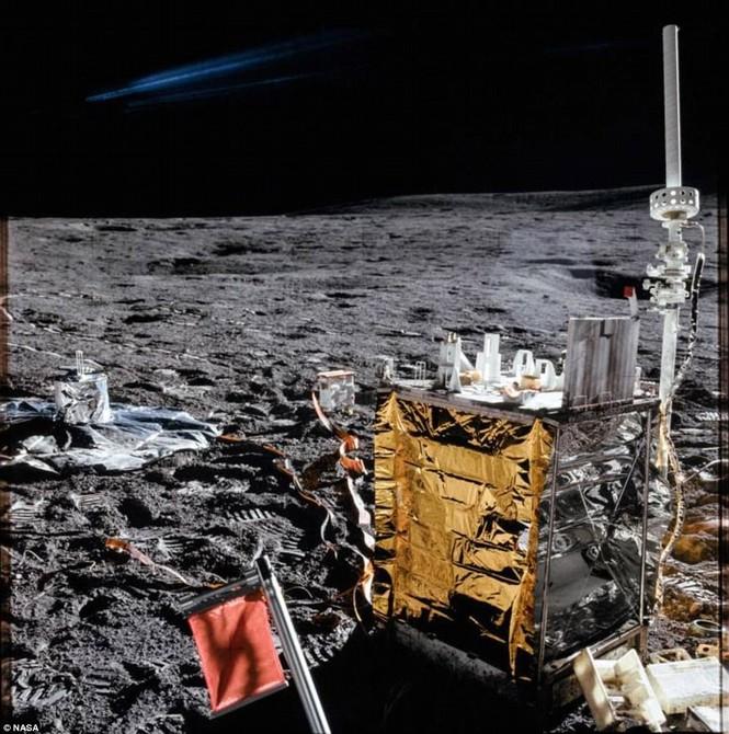 Ảnh hiếm về chuyến bay lên Mặt Trăng qua ống kính phi hành gia - ảnh 1