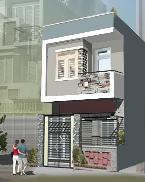 Xây nhà 2 tầng có 500 triệu đồng? - ảnh 15