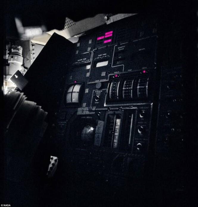 Ảnh hiếm về chuyến bay lên Mặt Trăng qua ống kính phi hành gia - ảnh 4