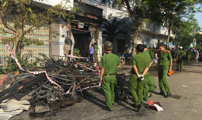 Cháy nhà trong đêm, 3 người chết - ảnh 3