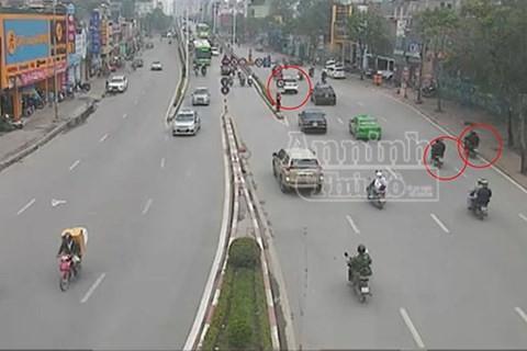 Camera buýt nhanh BRT lật mặt nhóm siêu trộm Colombia - ảnh 3
