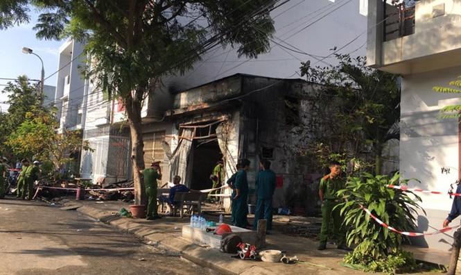 Cháy nhà trong đêm, 3 người chết - ảnh 1