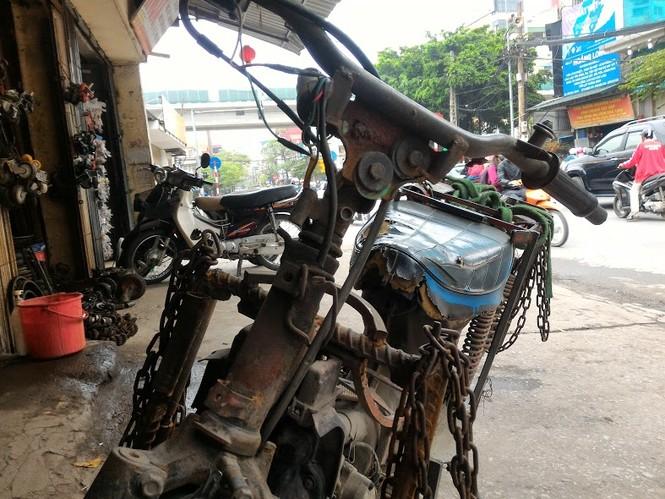 Những chiếc xe 'dã chiến' giữa lòng Thủ đô - ảnh 14