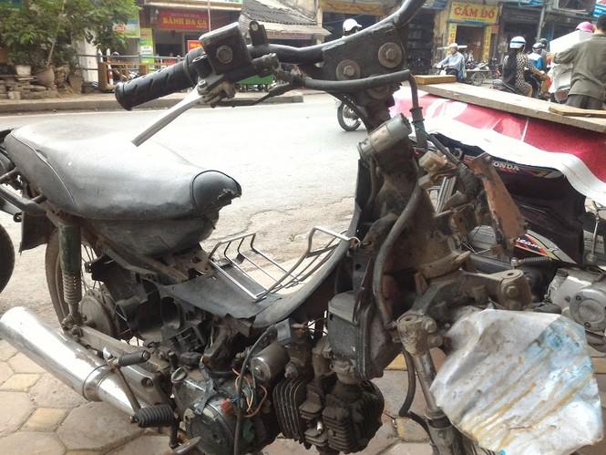 Những chiếc xe 'dã chiến' giữa lòng Thủ đô - ảnh 23