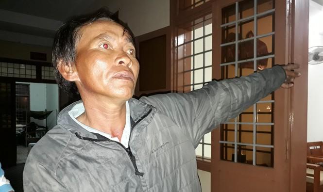 Truy tìm tàu sắt đâm chìm tàu ngư dân trên biển Đà Nẵng - ảnh 1