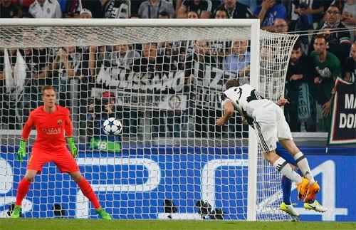 Juventus thắng đậm Barca ở tứ kết lượt đi - ảnh 2
