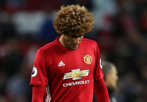 Mourinho và ơn tri ngộ với 'tóc xù' Fellaini - ảnh 1