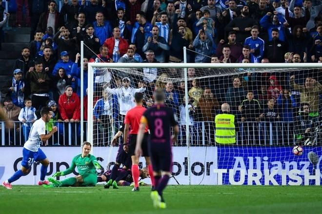 Barca bị chê dưới tiêu chuẩn ở mọi vị trí khi thua Juventus - ảnh 1
