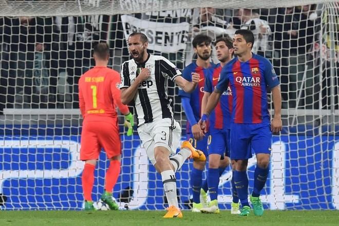 Barca bị chê dưới tiêu chuẩn ở mọi vị trí khi thua Juventus - ảnh 2