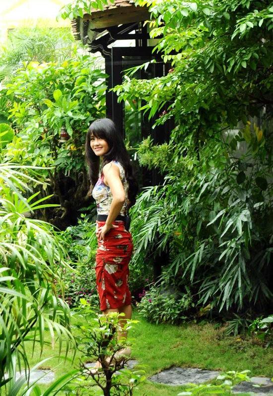 Đọ vườn nhà như trong cổ tích của Hồng Nhung - Mỹ Linh - ảnh 23