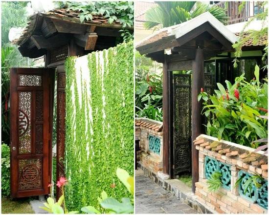 Đọ vườn nhà như trong cổ tích của Hồng Nhung - Mỹ Linh - ảnh 15