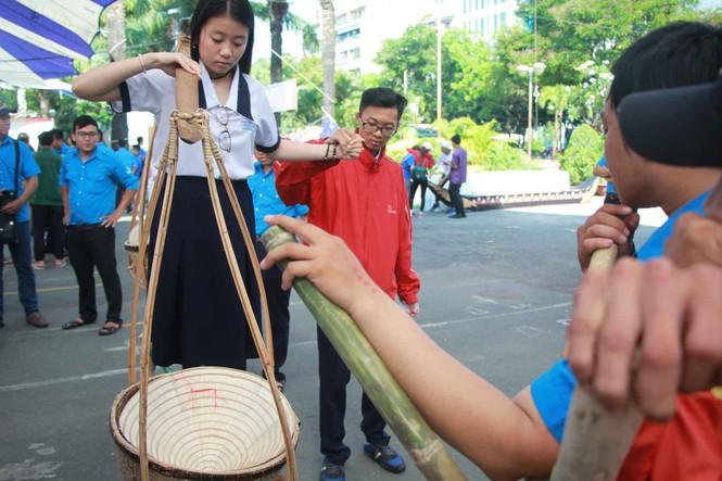 Sôi động Ngày hội Văn hóa các dân tộc Việt Nam 2017 - ảnh 2