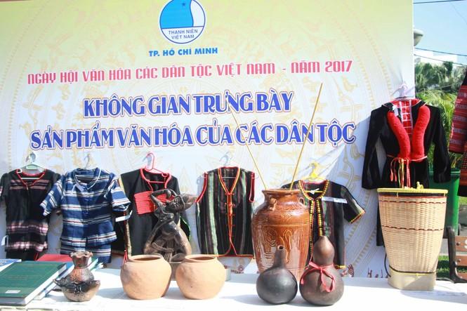 Sôi động Ngày hội Văn hóa các dân tộc Việt Nam 2017 - ảnh 4