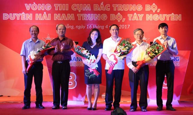 Bình Định, Quảng Ngãi chiến thắng Ánh sáng soi đường cụm miền Trung - ảnh 1