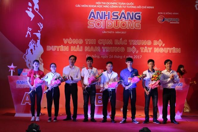 Bình Định, Quảng Ngãi chiến thắng Ánh sáng soi đường cụm miền Trung - ảnh 2