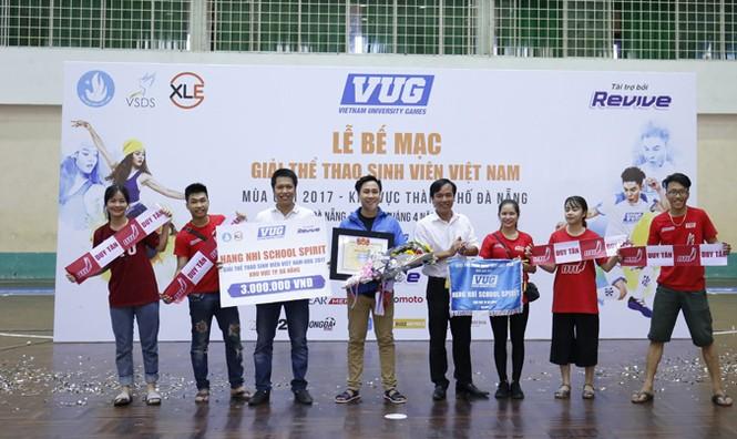 Đại học Duy Tân vô địch VUG 2017 khu vực TP Đà Nẵng - ảnh 1