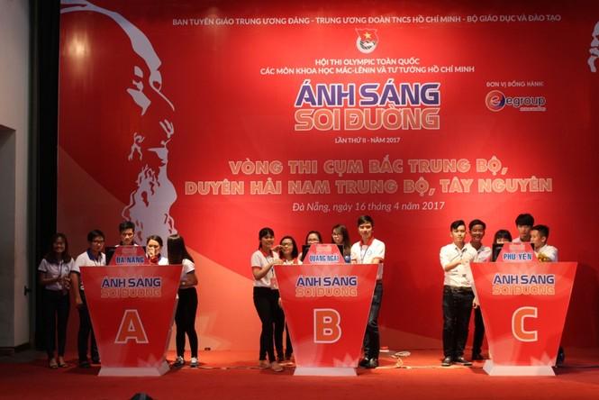 Bình Định, Quảng Ngãi chiến thắng Ánh sáng soi đường cụm miền Trung - ảnh 3