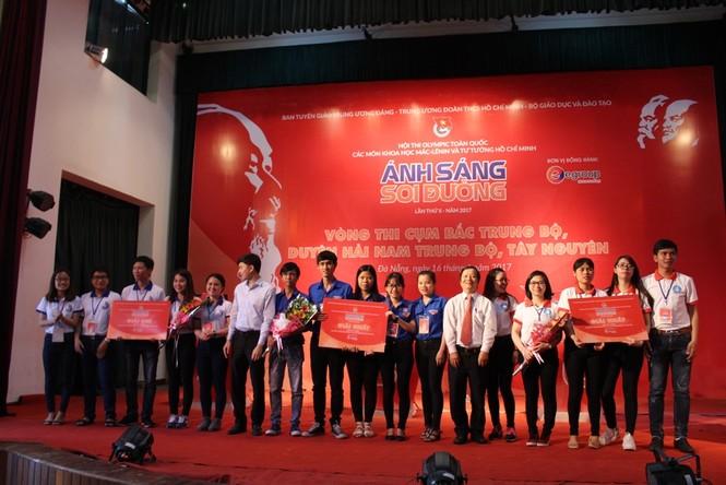 Bình Định, Quảng Ngãi chiến thắng Ánh sáng soi đường cụm miền Trung - ảnh 4