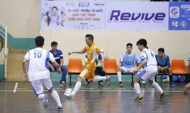 Đại học Duy Tân vô địch VUG 2017 khu vực TP Đà Nẵng - ảnh 6