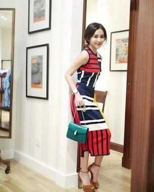 """Hot girl hàng đầu Malaysia tỏa sáng khiến dân mạng """"phát cuồng"""" - ảnh 12"""