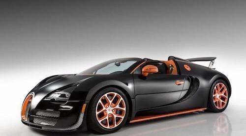 Võ sĩ Floyd Mayweather rao bán cặp đôi Bugatti - ảnh 1