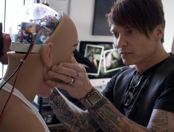 Ra mắt Robot tình dục có trí tuệ nhân tạo đầu tiên trên thế giới - ảnh 1