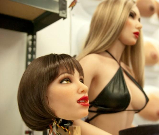 Ra mắt Robot tình dục có trí tuệ nhân tạo đầu tiên trên thế giới - ảnh 6