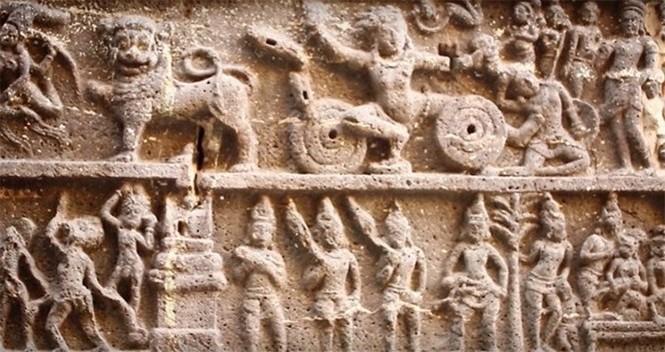 Bí ẩn ngôi đền cổ 1.200 tuổi được tạc từ một khối đá duy nhất - ảnh 5