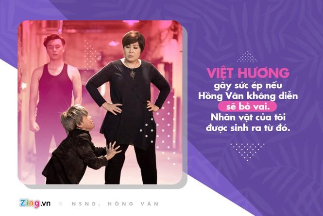 NSND Hồng Vân: 'Mỗi tháng tôi lỗ hơn 200 triệu đồng cho 2 sân khấu' - ảnh 2