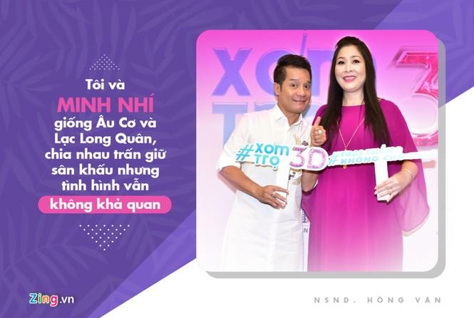 NSND Hồng Vân: 'Mỗi tháng tôi lỗ hơn 200 triệu đồng cho 2 sân khấu' - ảnh 3