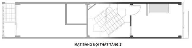 Ngôi nhà Hà Nội thoáng đãng dù bị bao vây bốn phía - ảnh 15