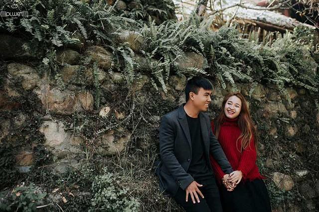 Bộ ảnh tự chụp của cặp đôi 10 năm bên nhau không dám ngỏ lời - ảnh 10