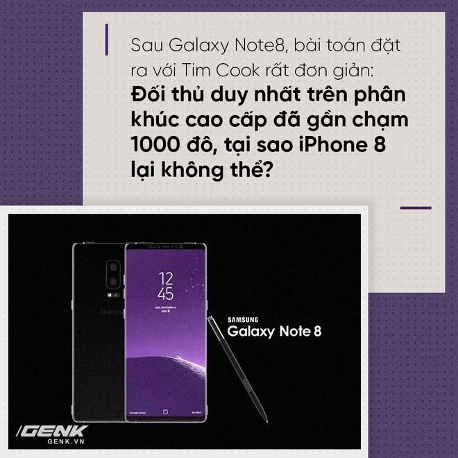 Bàn đạp đẩy giá iPhone 8 và sự hỗ trợ tuyệt vời từ... Samsung - ảnh 3