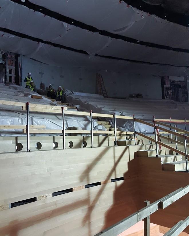 """Thang máy quay và """"bức tường ẩn"""" sẽ xuất hiện trong ngày ra mắt iPhone 8 - ảnh 3"""