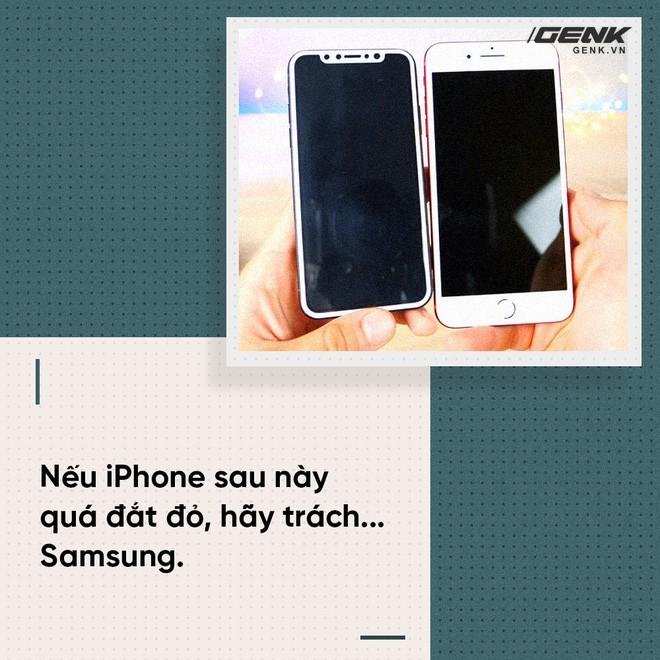 Bàn đạp đẩy giá iPhone 8 và sự hỗ trợ tuyệt vời từ... Samsung - ảnh 4