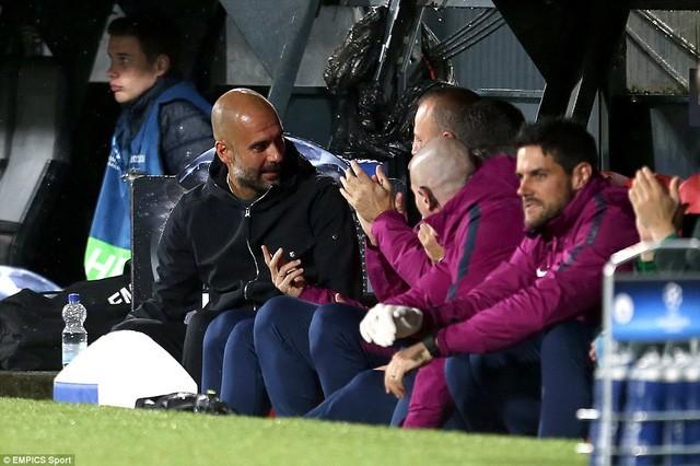 Man City thắng giòn giã '4 sao' trên sân Feyenoord - ảnh 1