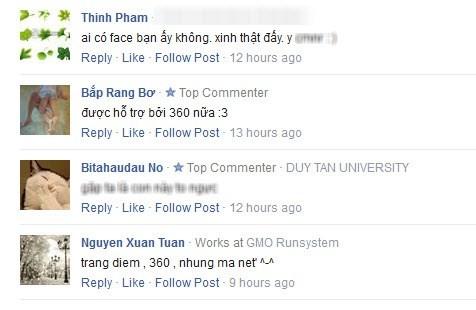Nữ sinh Việt ngủ trong lớp gây bão Facebook vì quá xinh - ảnh 1