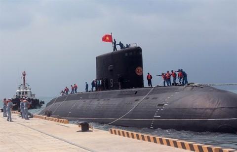 Tàu ngầm Kilo Việt Nam được trang bị loại ngư lôi chống ngầm, chống hạm AST 53-65KE