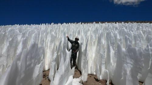 Hiện tượng băng tuyết đẹp lạ lùng của thiên nhiên - ảnh 4