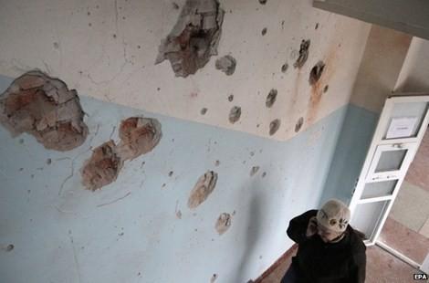 Ukraine tố Nga đã 'tấn công bằng quân thường trực' - ảnh 2