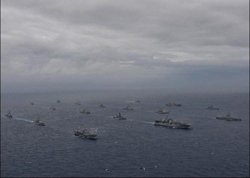 Trung Quốc, Nga, Iran đe dọa bá quyền biển của Mỹ? - ảnh 5