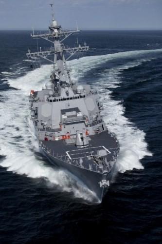 Tàu khu trục tên lửa lớp Arleigh Burke Hải quân Mỹ