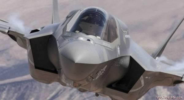 Chiến đấu cơ F-35B của Mỹ. Ảnh: Lockheed Martin