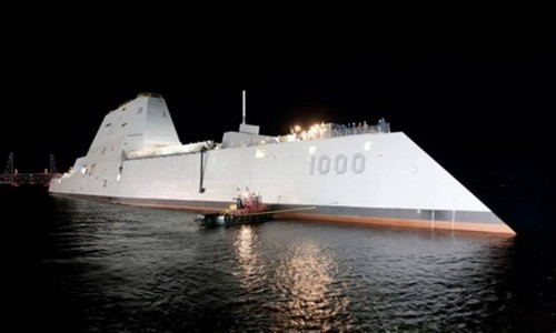 Trung Quốc, Nga, Iran đe dọa bá quyền biển của Mỹ? - ảnh 3