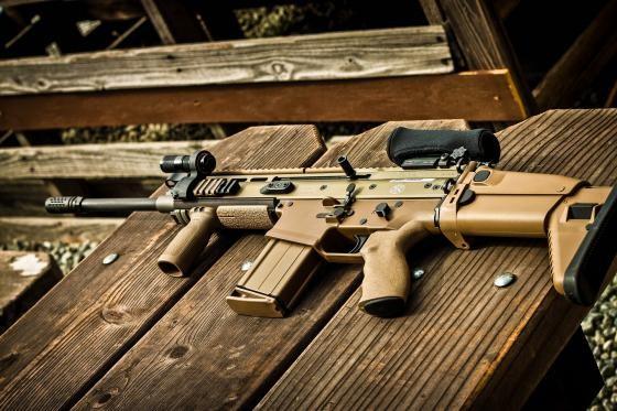 Lộ diện kẻ thay thế khẩu M-16, M4 sắp 'về hưu' của Mỹ - ảnh 1